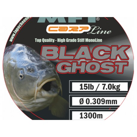 Black Ghost 15lbs