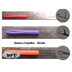 Aiguille à chas - MFT ® - longue - ROUGE