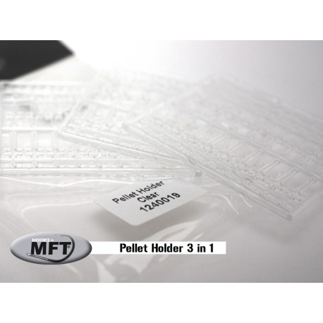 MFT ® - Stop Pellet - Pellet holder 3 in 1