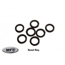 MFT ® - Anneau Rond Métallique