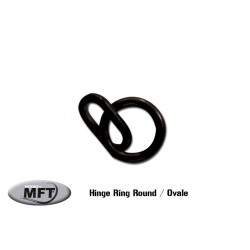 MFT ® - Anneau Double Rond / Oval
