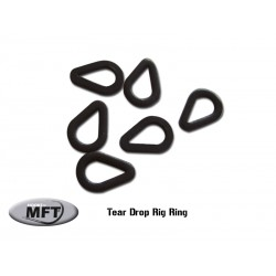 "MFT ® - Tear Drop Ring - Anneau ""larme"""
