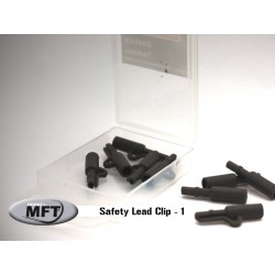 MFT ® - Clip Plomb - Safety Lead Clip N°1