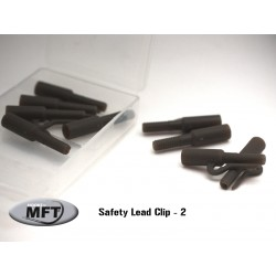 MFT ® - Clip plomb - Safety Lead Clip N°2