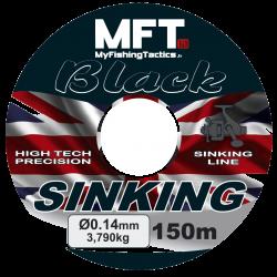 MFT ® - Black Sinking - Monofilament
