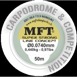 Nylon Special Carpodrome - MFT ® - Bas de ligne 50m