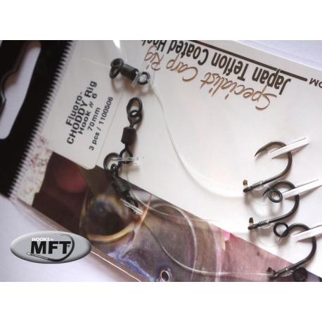 Fluoro - Choddy Rig x 3 montages