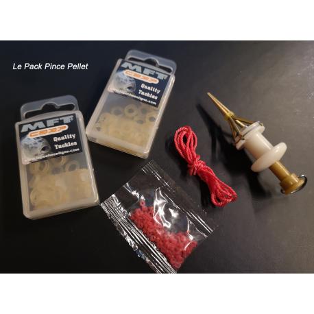 Pack Pince pour élastque à Pellet