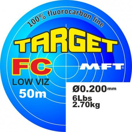 TARGET-Fluorocarbone - Nouveau Ø 0.60mm